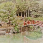 彩琶 風景画展