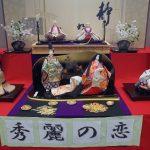 伝統工芸品 木目込人形作品展